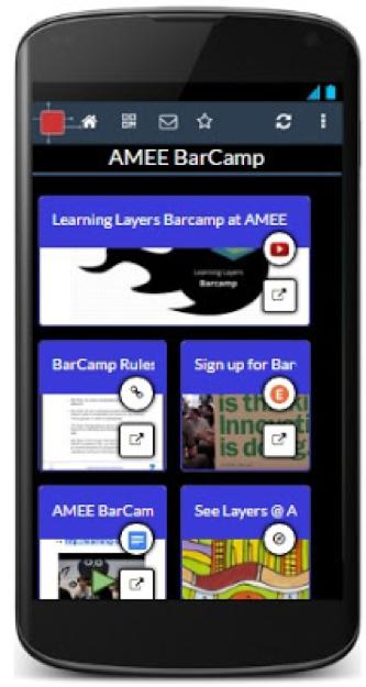 AMEE BarCamp stack.jpg